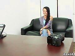 Christy Mack хочет быть известной порнозвездой
