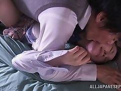 Азиатская молодая, трахнувшая жестко
