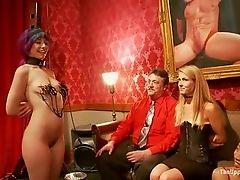 Отлично обученный сексуальный раб